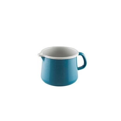 Picture of Blue and White Enamel Jug 1L
