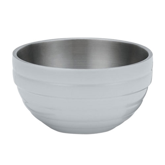 Picture of Round Pearl White Serving Bowl 70cl (23.7oz)