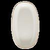 """Picture of Retro Gourmet Rectangular Plate 5.5"""" (14cm)"""