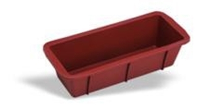 """Picture of Silicone Loaf Mould 10.2x3.9x2.8"""" (26x10x7cm)"""