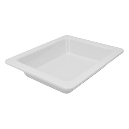 Picture of Dalebrook 1/2 White Dish 2.3L