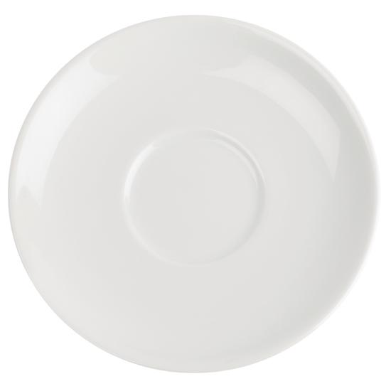 Royal Porcelain Large Cappuccino Saucer