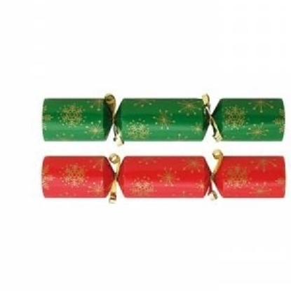 snowstar christmas crackers