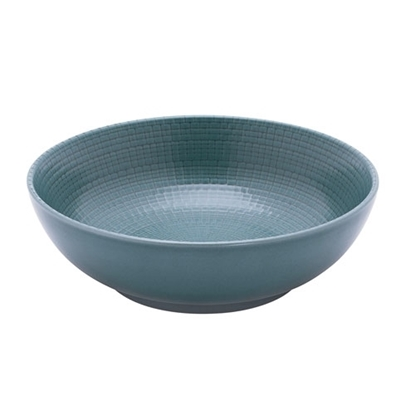 Blue Modulo Coupe Bowl 17.7cm