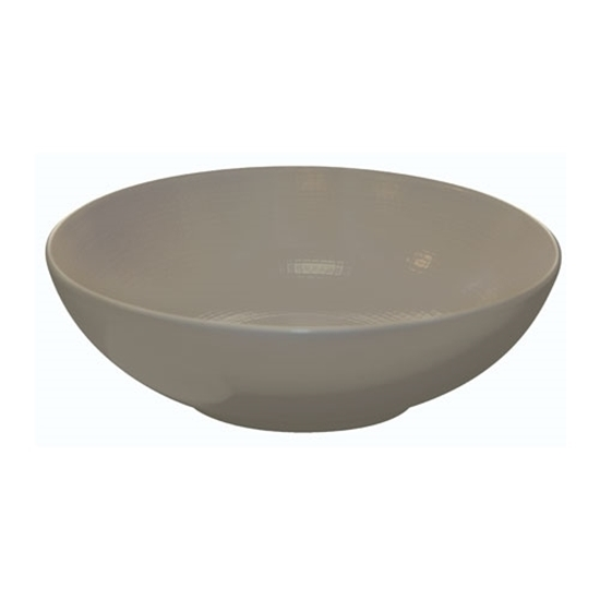 Degrenne Grey Modulo Coupe Bowl 17.7cm