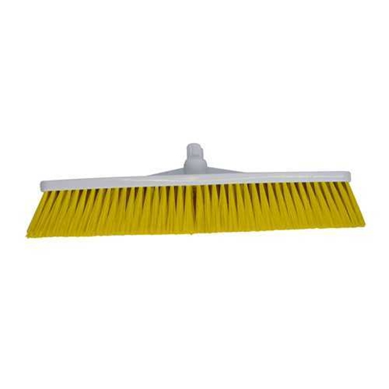 "Picture of Yellow Hard Brush 12""  (30.5cm)"