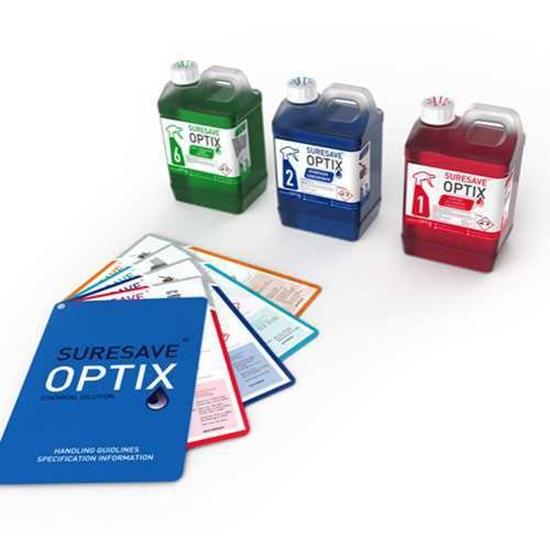 Picture of No 8 Suresave Optix Washing Detergent 2L