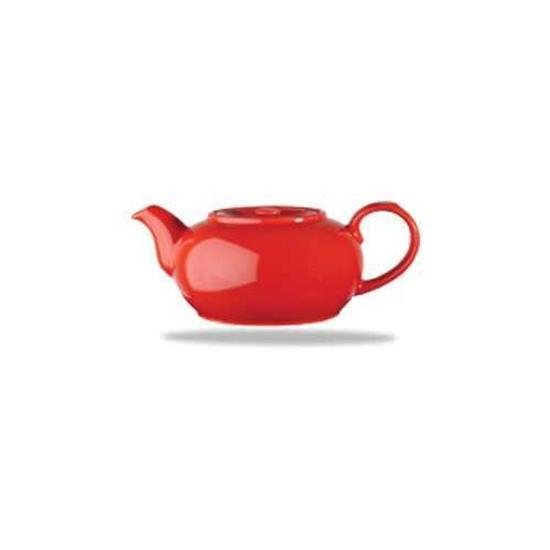Picture of Churchill Nova Teapot Red 82.8cl (28oz)