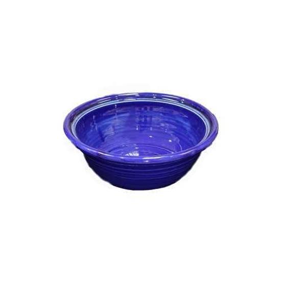 """Picture of Reactive Deep Blue Salad Bowl 10.6x3.9"""" (27x10cm)"""