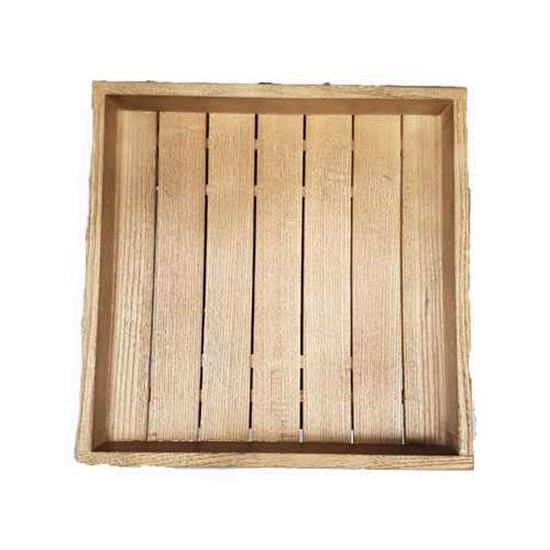 """Picture of Rustic Base For Acrylic Cover 77.5x77.5"""" (30.5x30.5cm)"""