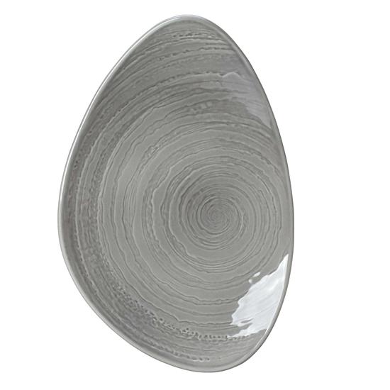 """Picture of Steelite Scape Grey Plate 14.8"""" (37.5cm)"""