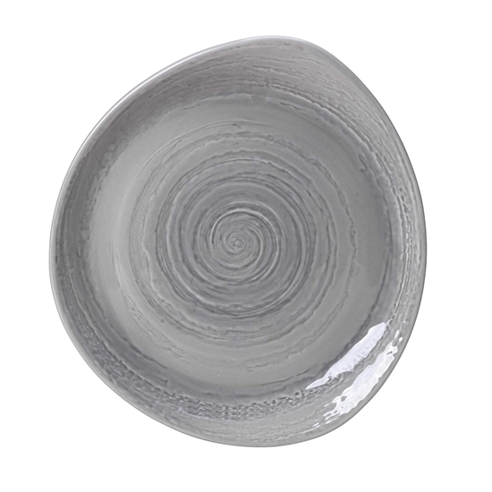 """Picture of Steelite Scape Grey Plate 12"""" (30.5cm)"""