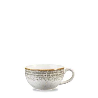 Picture of Churchill Studio Prints Stone Grey Cappuccino Cup 22.7cl (8oz)