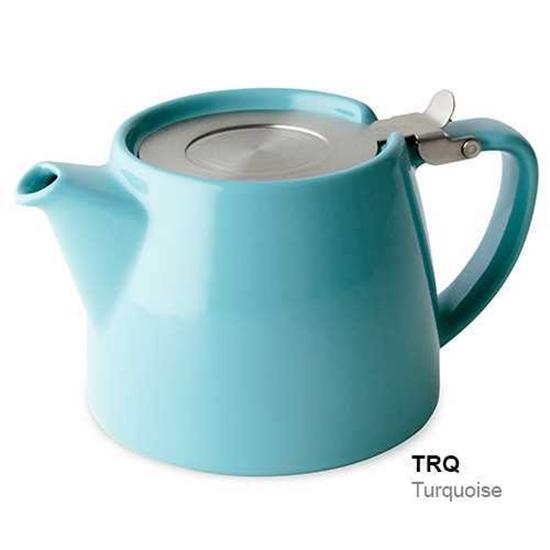 Picture of Forlife Stump Teapot Turqouise 550ml (18oz)
