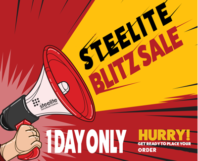Steelite Blitz Sale!!