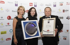 First Female Chef Named Best In Ireland!