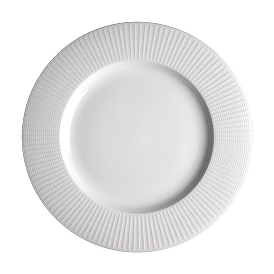 Willow Mid Rim Plate 15.75cm