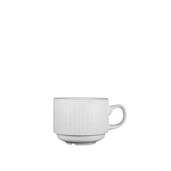 Willow Stacking Cup 21.25cl (7.5oz)