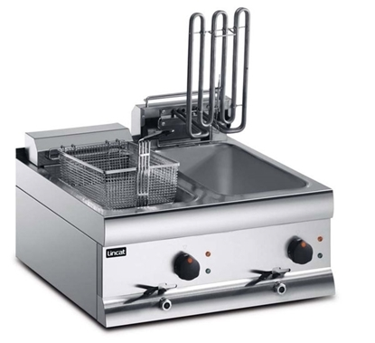 Lincat Twin Fryer