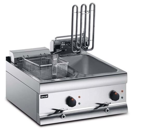 Lincat Twin Fryer