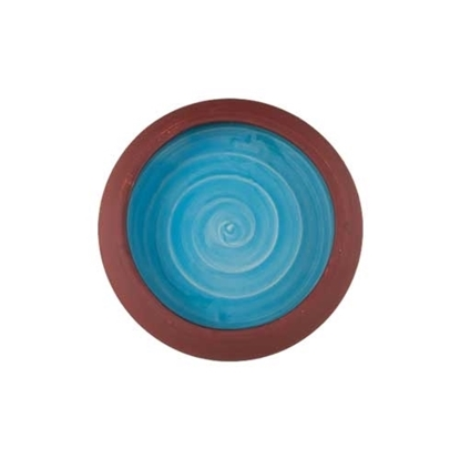 Picture of Toragh Blue Coupe Dish (17cm)