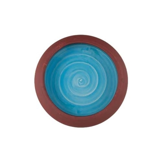 Blue Toragh Dish 17cm