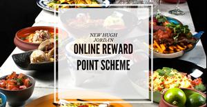 Hugh Jordan Reward Point Scheme