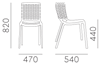 Picture of Tatami 305 Chair