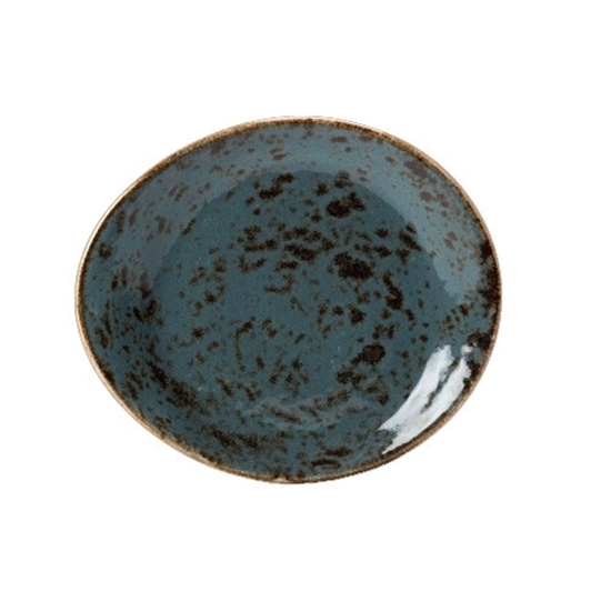 Craft Blue Freestyle Plate