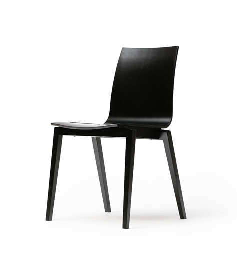 Stockholm Chair Veneered