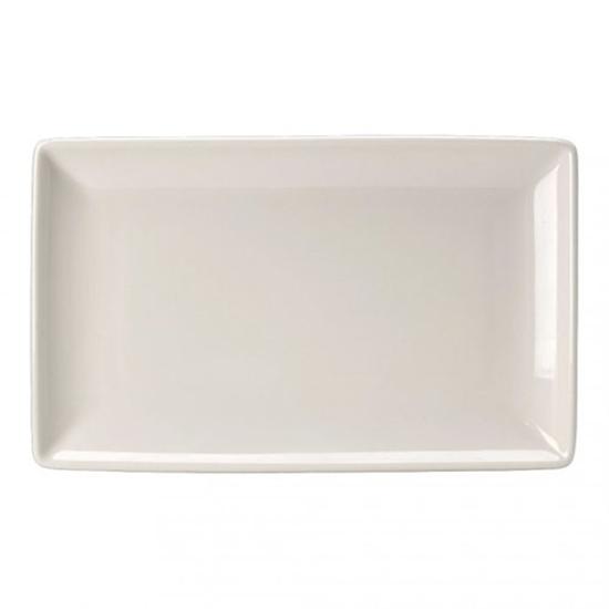"Picture of Steelite Taste Rectangle Plate 13x10.6"" (33x27cm)"