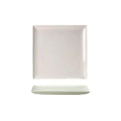 "Picture of Steelite Taste Rectangle Plate 10.6x6.6"" (27x16.75cm)"