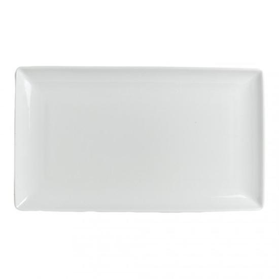"Picture of Steelite Taste Rectangular Plate 12.6x7.5"" (32x19cm)"