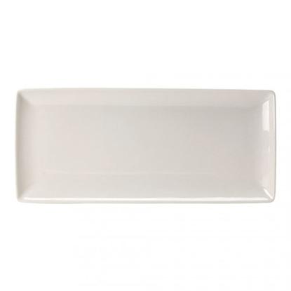 "Picture of Steelite Taste Rectangle Platter 10.6x6.6"" (27x16.75cm)"