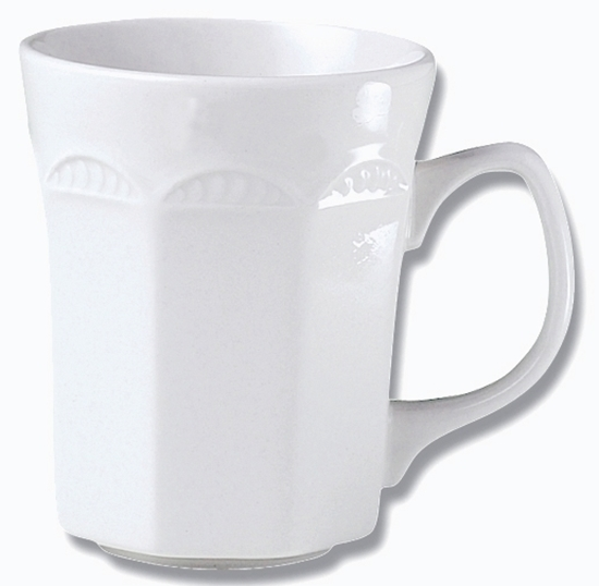 Picture of Steelite Monte Carlo Ivory 24.5cl (8.25oz) Mug