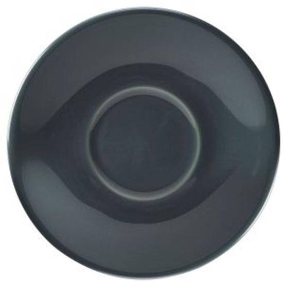 Royal Genware Saucer 16cm Grey