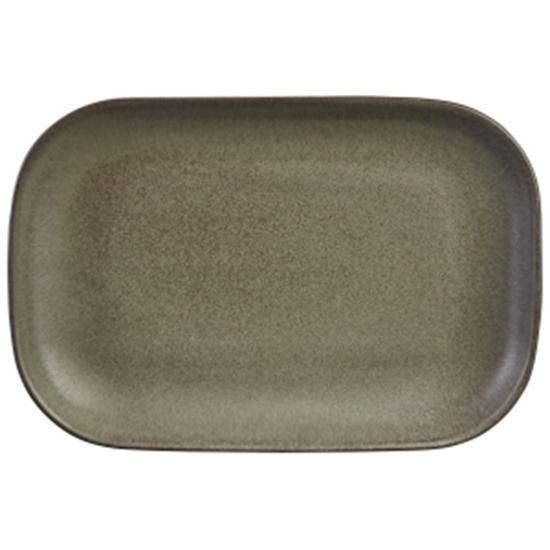 Terra Stoneware Antigo Rectangular Plate