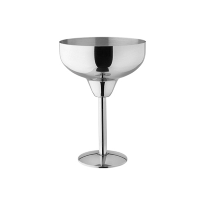 Stainless Steel Margarita Glass