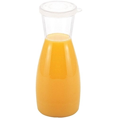 Picture of Clear Polycarb Carafe 50cl (16.5oz)