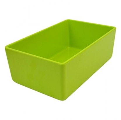 Picture of Lime Green Melamine Chunky Crock 3.2L