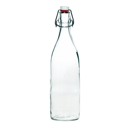 1 litre swing top cordial bottle