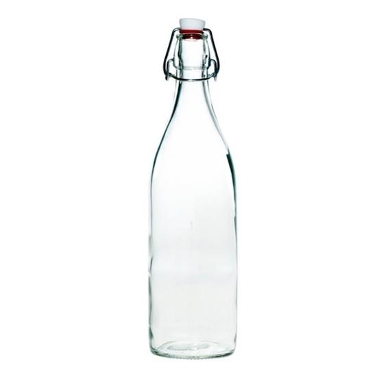 1 litre swing top cordial bottle