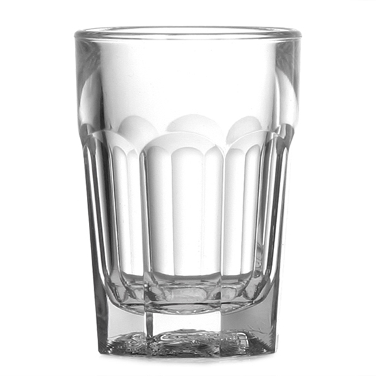 Picture of Remedy Clear Polycarb Shot Glass