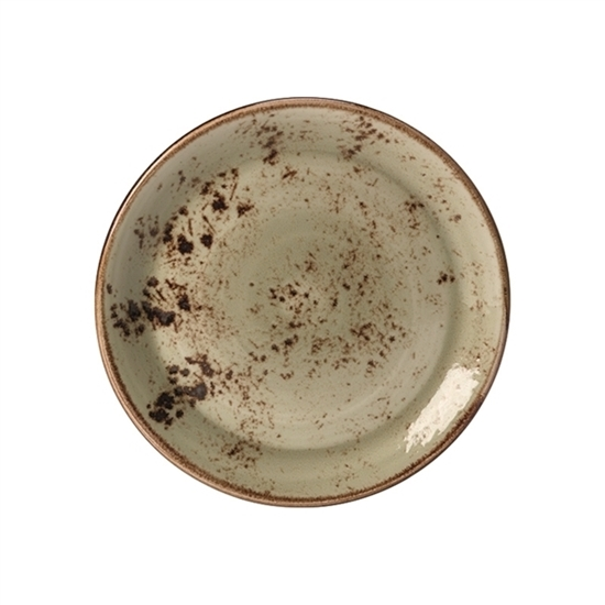 Craft Green Coupe Plate 20.25cm