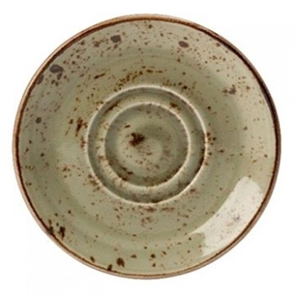 Picture of Craft Green Soup Stand 16.5cm Saucer