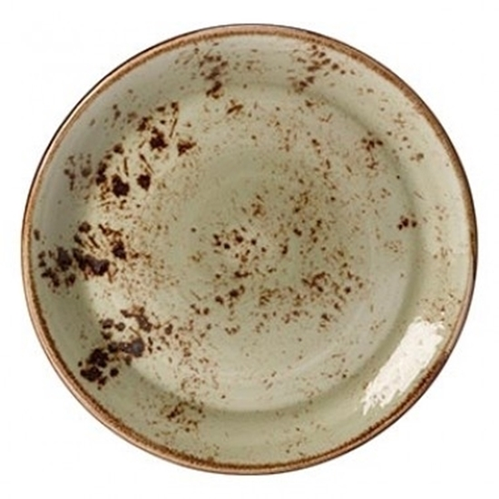 Craft Green Coupe Plate 28cm