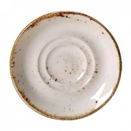 Craft White Saucer D/W S/S 11.75cm