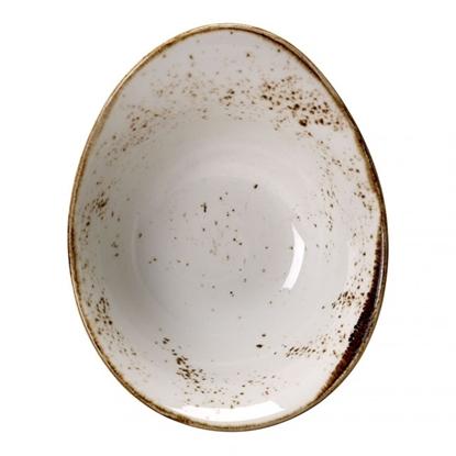 Craft White Freestyle Bowl 18cm