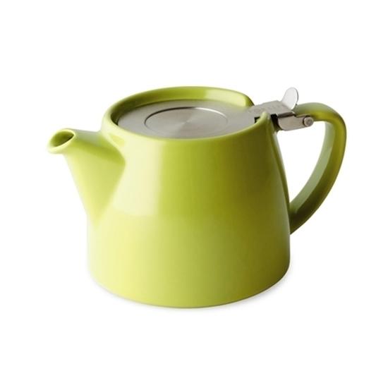 Lime Green Forlife Teapot