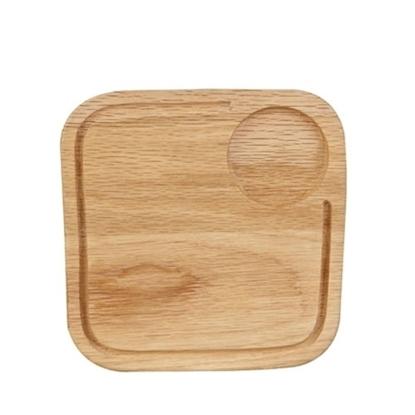 """Churchill Art De Cuisine Small Square Oak Board 8"""" (20cm)"""
